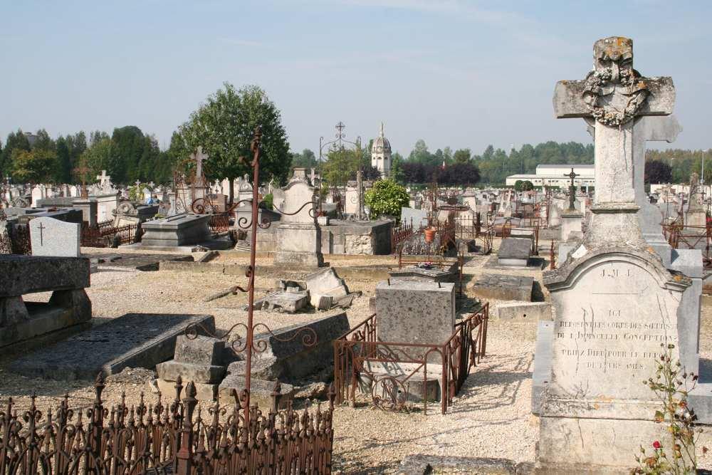 blog Sottile, la naissance du cimetière